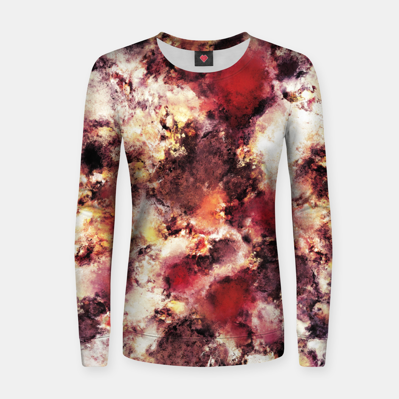 Image of Compression Women sweater - Live Heroes