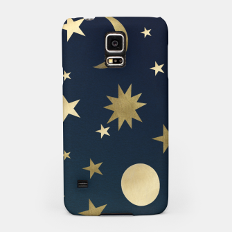 Thumbnail image of Starry Night #1 #decor #art  Handyhülle für Samsung, Live Heroes