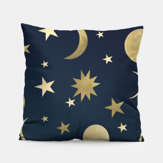 Thumbnail image of Starry Night #1 #decor #art  Kissen, Live Heroes