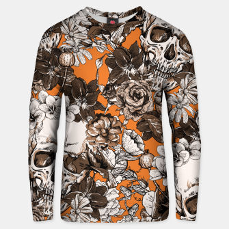 Thumbnail image of SKULLS 2 Unisex sweater, Live Heroes