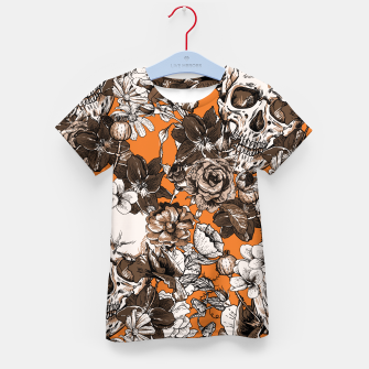 Thumbnail image of SKULLS 2 Kid's t-shirt, Live Heroes