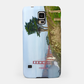 Thumbnail image of The Golden Gate Bridge Trail Samsung Case, Live Heroes