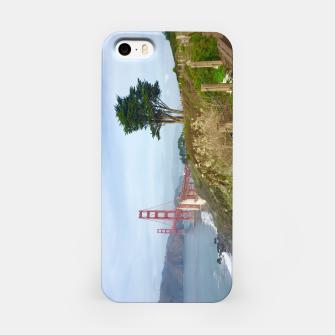 Thumbnail image of The Golden Gate Bridge Trail iPhone Case, Live Heroes