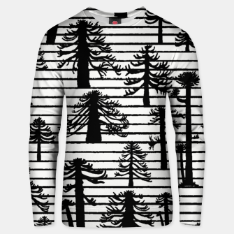 Thumbnail image of Araucarias Lineas Unisex sweater, Live Heroes