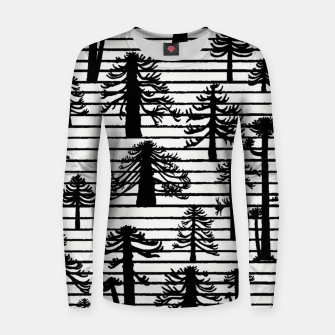 Thumbnail image of Araucarias Lineas Women sweater, Live Heroes