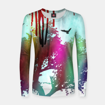 Thumbnail image of new life. Women sweater, Live Heroes