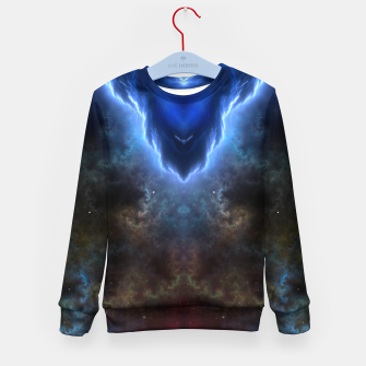Thumbnail image of ENoW-V Kid's sweater, Live Heroes