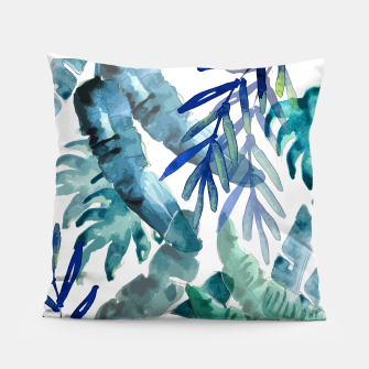 Thumbnail image of Tropical Vibes Pillow, Live Heroes