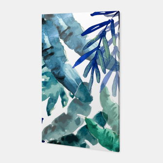 Thumbnail image of Tropical Vibes Canvas, Live Heroes