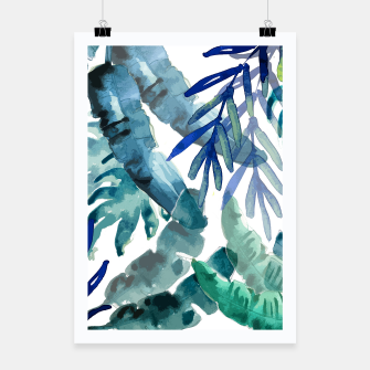 Thumbnail image of Tropical Vibes Poster, Live Heroes