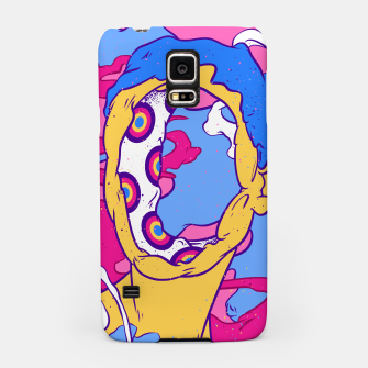 Thumbnail image of Hollow man Samsung Case, Live Heroes