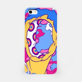 Thumbnail image of Hollow man iPhone Case, Live Heroes