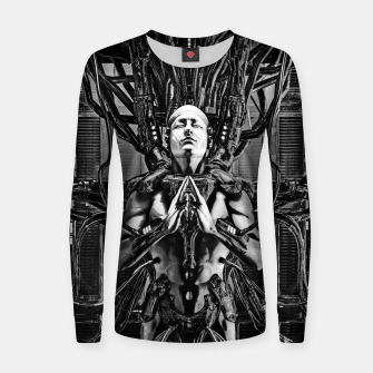 Thumbnail image of Soul of the Machine Women sweater, Live Heroes