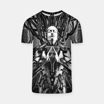 Thumbnail image of Soul of the Machine T-shirt, Live Heroes