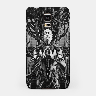 Thumbnail image of Soul of the Machine Samsung Case, Live Heroes