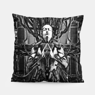 Thumbnail image of Soul of the Machine Pillow, Live Heroes