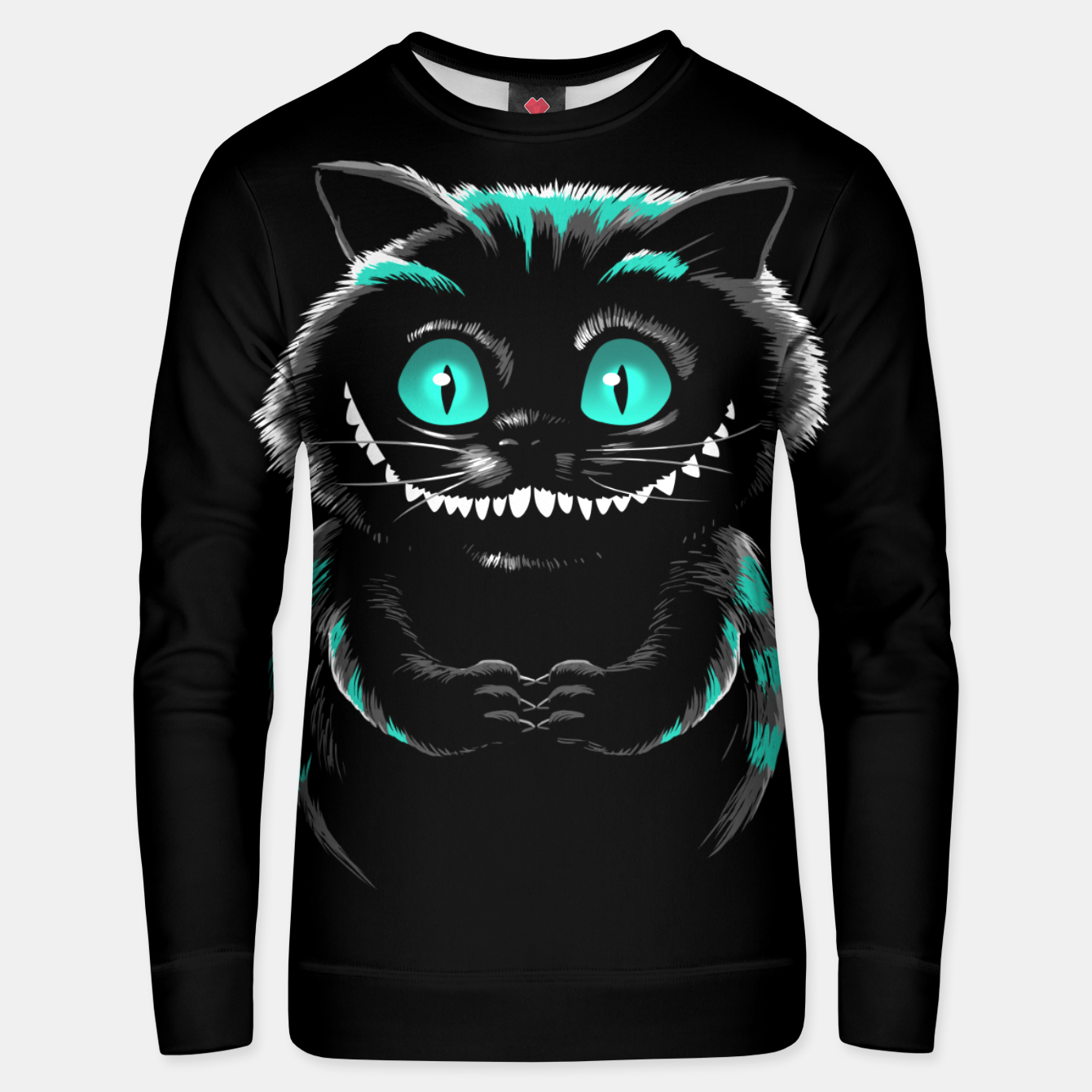 Image of Shadow Cat Sudadera unisex - Live Heroes