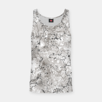 Thumbnail image of SILVER GREY MARBLE Tank Top, Live Heroes