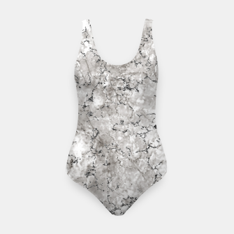 Thumbnail image of SILVER GREY MARBLE Swimsuit, Live Heroes