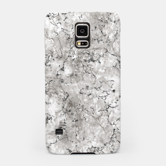 Thumbnail image of SILVER GREY MARBLE Samsung Case, Live Heroes