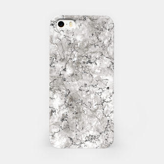 Thumbnail image of SILVER GREY MARBLE iPhone Case, Live Heroes
