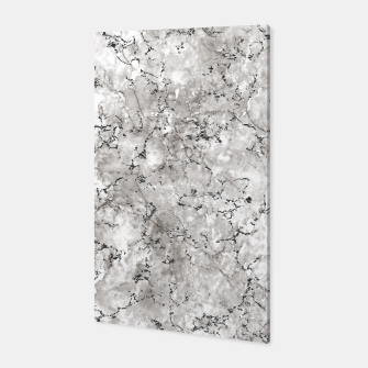 Thumbnail image of SILVER GREY MARBLE Canvas, Live Heroes
