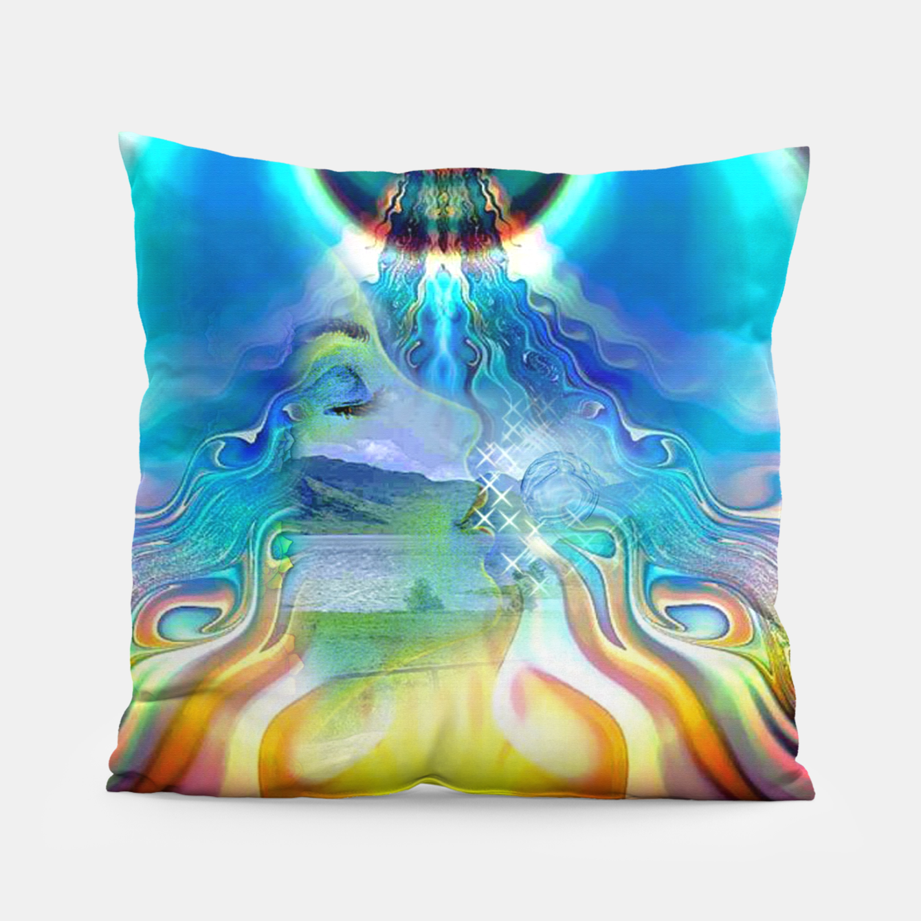 Image of Universal Energy Pillow - Live Heroes