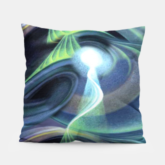 Thumbnail image of Higher Vibrations Pillow, Live Heroes