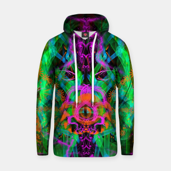 Miniaturka A Trinitarian From Hoag's Object (scifi, alien, visionary) Hoodie, Live Heroes