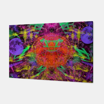 Miniature de image de Solar Sadness (astrology, sun, visionary, abstract) Canvas, Live Heroes