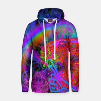 Thumbnail image of E.T.'s Finger (ultraviolet, psychedelic, alien) Hoodie, Live Heroes
