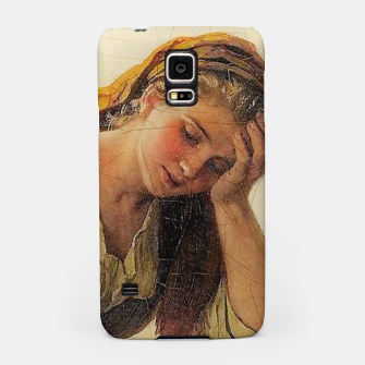 Thumbnail image of Sad girls Samsung Case, Live Heroes