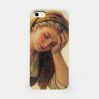 Thumbnail image of Sad girls iPhone Case, Live Heroes