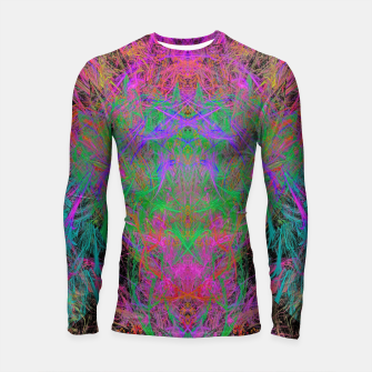 Thumbnail image of Witch Doctor Fire Longsleeve rashguard , Live Heroes
