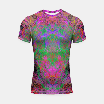 Thumbnail image of Witch Doctor Fire Shortsleeve rashguard, Live Heroes