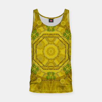 Miniaturka  sunshine feathers and fauna ornate Tank Top, Live Heroes