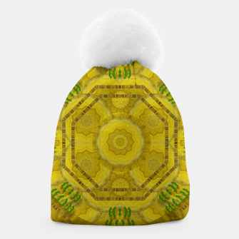 Miniaturka  sunshine feathers and fauna ornate Beanie, Live Heroes
