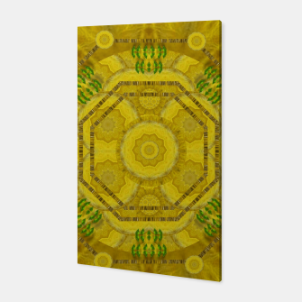 Miniaturka  sunshine feathers and fauna ornate Canvas, Live Heroes