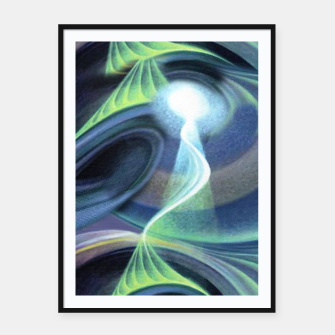 Higher Vibrations Framed poster thumbnail image