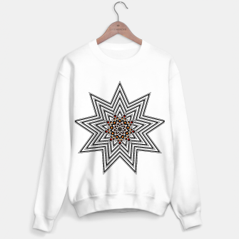Thumbnail image of 9 Pointed Star Sweater regular, Live Heroes