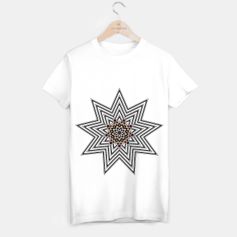 Thumbnail image of 9 Pointed Star T-shirt regular, Live Heroes