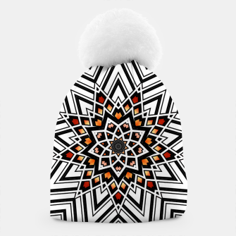 Thumbnail image of 9 Pointed Star Beanie, Live Heroes