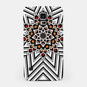 Thumbnail image of 9 Pointed Star Samsung Case, Live Heroes