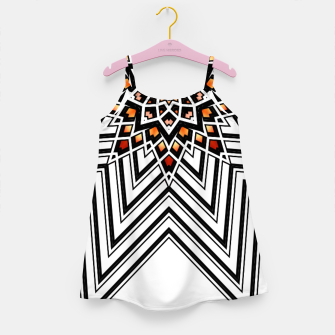 Thumbnail image of 9 Pointed Star Girl's dress, Live Heroes