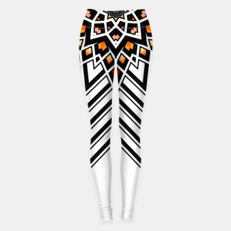 Thumbnail image of 9 Pointed Star Leggings, Live Heroes