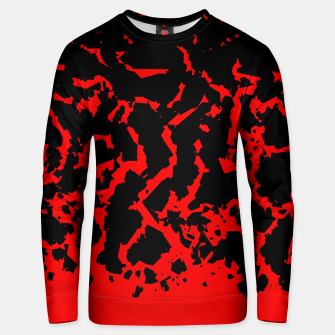 Thumbnail image of All Cracked Up Unisex sweater, Live Heroes