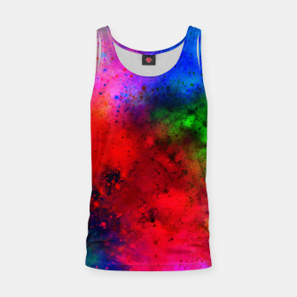 Thumbnail image of Explosive colors Tank Top, Live Heroes