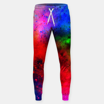 Thumbnail image of Explosive colors Sweatpants, Live Heroes