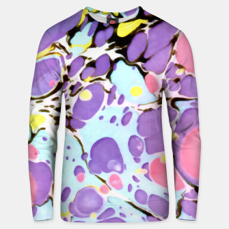 Thumbnail image of Surprise | Psychedelic Fluid Marbled Abstract |   Unisex sweater, Live Heroes