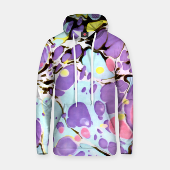 Thumbnail image of Surprise | Psychedelic Fluid Marbled Abstract |   Hoodie, Live Heroes